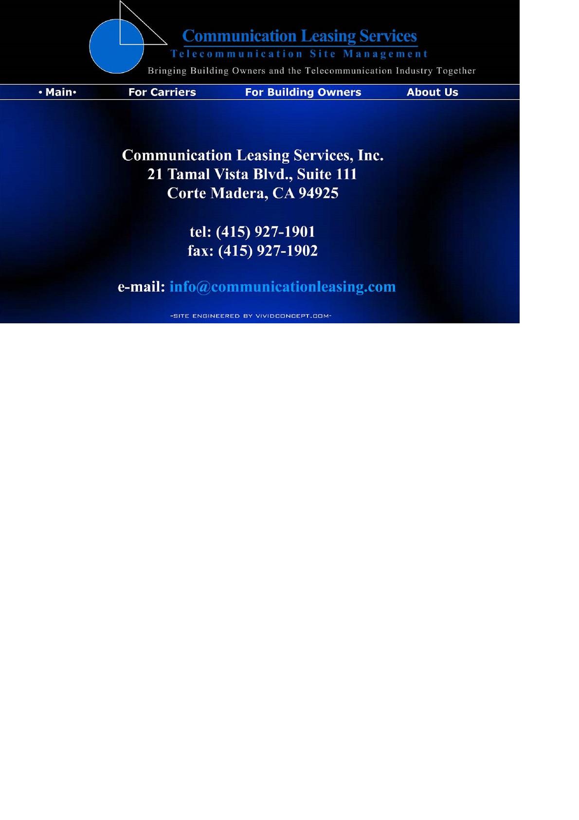 com leasing